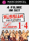 Marc Dorcel Paket: Russian Institute 1-4 - 4 Disc Set