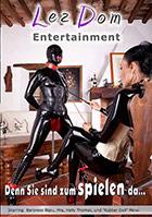 Lez Dom Entertainment: Denn sie sind zum spielen da...