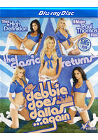Debbie Does Dallas Again  Blu Ray