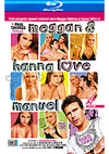 Meggan And Hannay Love Manuel - Blu-ray Disc