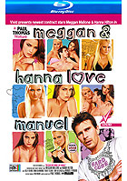 Meggan And Hannay Love Manuel  Blu ray Disc