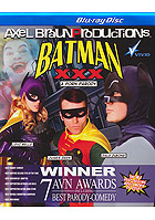 Batman XXX  A Porn Parody  Blu ray Disc