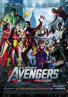 Avengers XXX A Parody  2 Disc Collectors Edition
