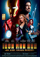 Iron Man XXX An Axel Braun Parody 2 Disc Collecto