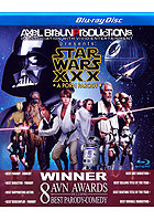 Star Wars XXX A Porn Parody Blu ray Disc