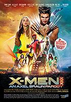 X Men XXX An Axel Braun Parody  2 Disc Set