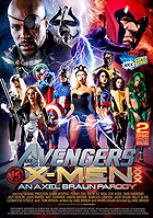 Avengers Vs X Men XXX An Axel Braun Parody