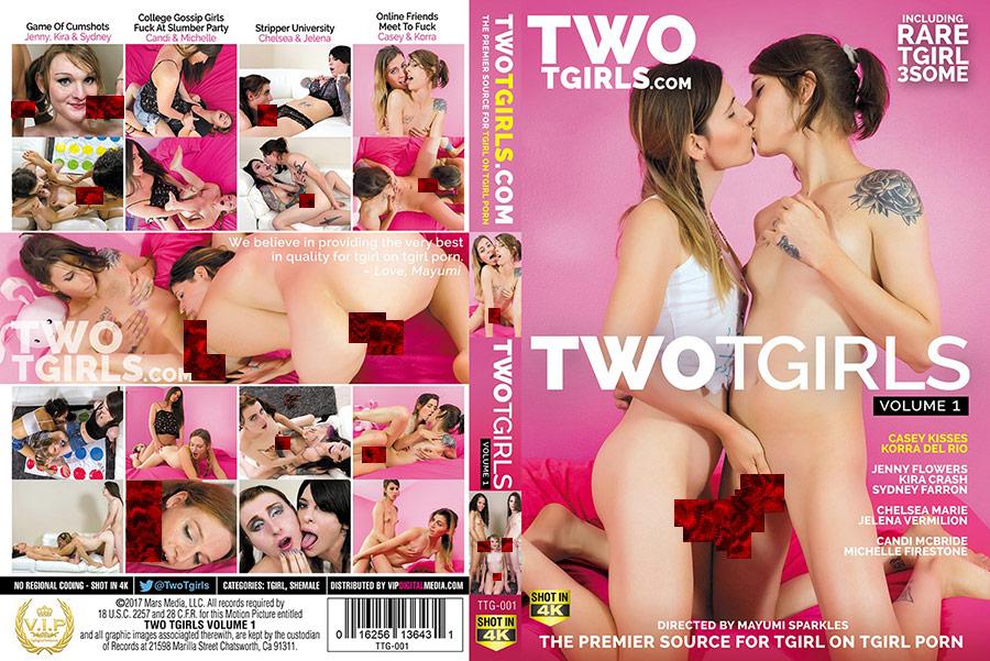 Two TGirls
