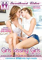 Girls Kissing Girls 12 DVD - buy now!
