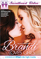 Brandi Loves Girls DVD - buy now!