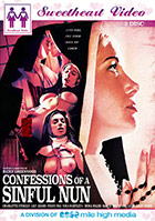 Confessions Of A Sinful Nun  DVD - buy now!