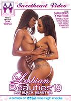 Lesbian Beauties 19: All Black Beauties