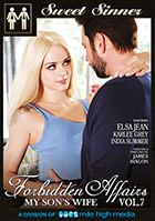 Forbidden Affairs 7 My Sons Wife DVD - buy now!