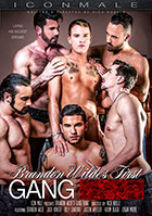Brandon Wildes First Gang Bang DVD - buy now!
