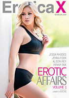 Erotic Affairs DVD - buy now!