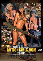 Actiongirls Volume 1 DVD