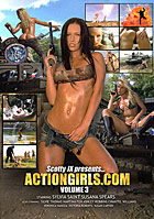 Actiongirls Volume 3