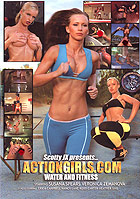 Actiongirls Water and Fitness DVD