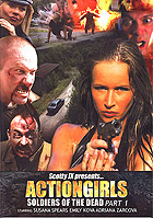 Actiongirls Soldiers Of The Dead DVD