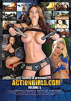 Actiongirls Volume 5 DVD