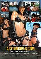 Actiongirls Western Babes DVD