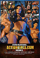 Actiongirls Volume 6 DVD