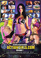 Actiongirls Volume 7 DVD
