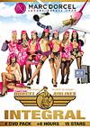 Dorcel Airlines: Integral - 4 DVD Box