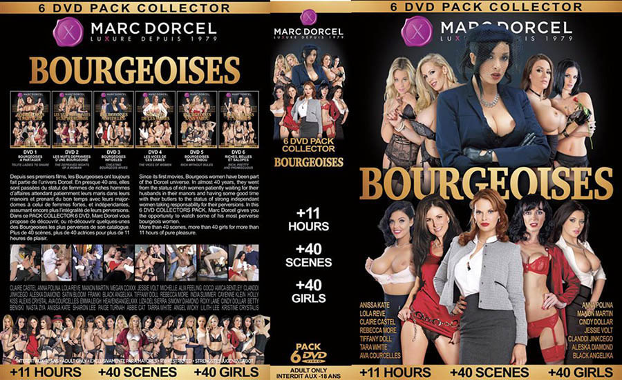 Bourgeoises - 6 Disc Set - 11h