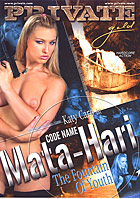 Gold  Mata Hari 1