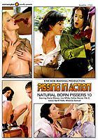 Pissing In Action  Natural Born Pissers 10