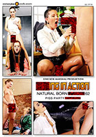 Pissing In Action - Natural Born Pissers 62