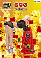 Ashlee Cox an der Sperma Bar