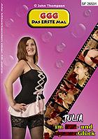 Julia im Sex und Spermaglück