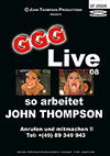 GGG Live 8: So arbeitet John Thompson