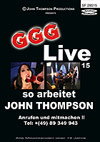 GGG Live 15: So arbeitet John Thompson
