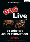 GGG Live 18: So arbeitet John Thompson