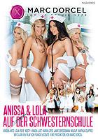Anissa Lola auf der Schwesternschule