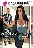 Die Vorzimmerdame  Secretary With Glasses
