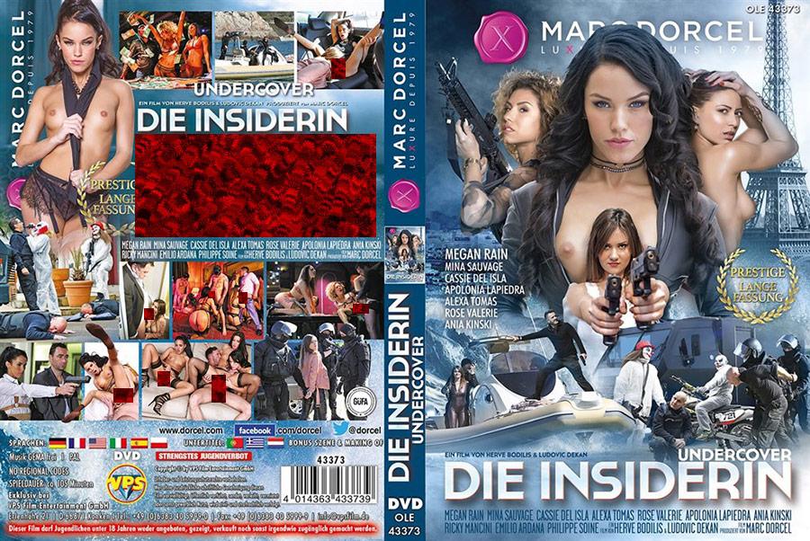 Undercover - Die Insiderin