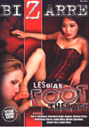 Lesbian Foot Therapy