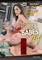 Footsie Babes 24