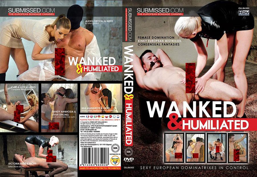 Wanked & Humiliated