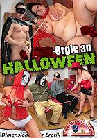 Fick Orgie an Halloween