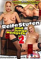 Reife Stuten und junge Hengste Teil 2 DVD