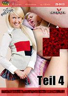 Teenie Sex - Junge Fickfleischlöcher im Spermarausch 4