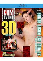 Cum Event: Zu viel ist nicht genug - True Stereoscopic 3D Blu-ray Disc