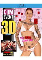 Cum Event: Eure Wichse gehört mir! - True Stereoscopic 3D Blu-ray Disc