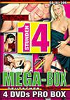 Mega-Box: Purer Sex - 4 DVDs - 14 Stunden