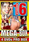 Mega Box: Jung & Versaut - 4 DVDs - 16 Stunden